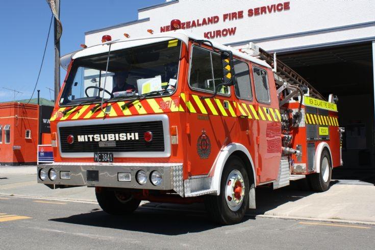 New Zealand Mitsubishi - MC3841