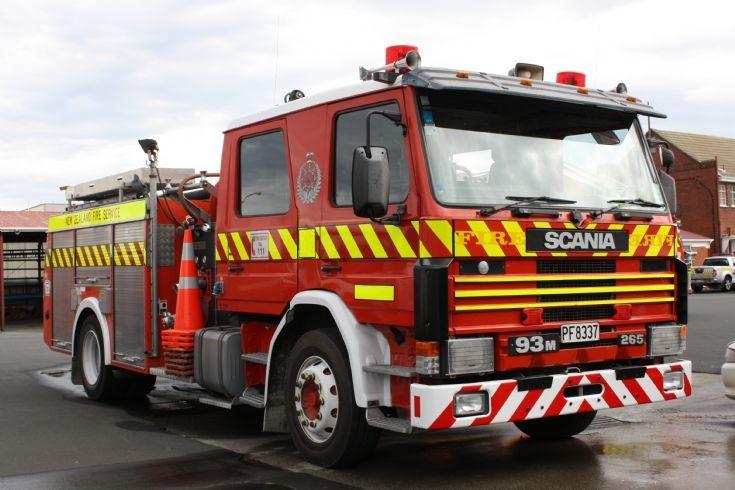 New Zealand Scania - PF8337