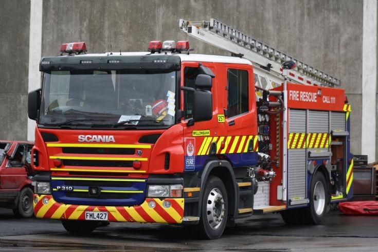 New Zealand Scania - FML427