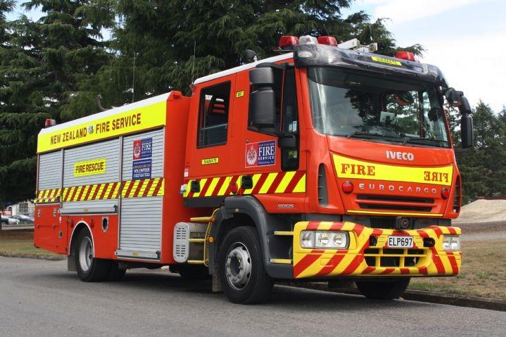 New Zealand Iveco - ELP697
