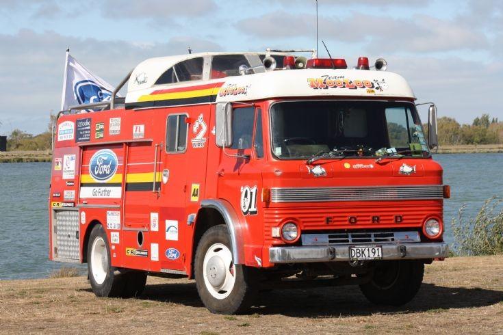 New Zealand Ford - DBK191