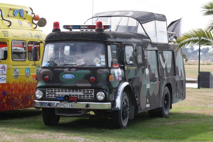 New Zealand Bedford - BHZ116