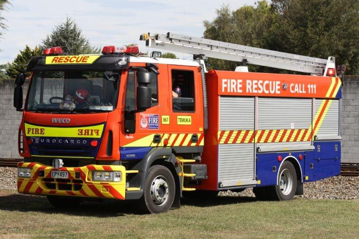 New Zealand Iveco - EPY497