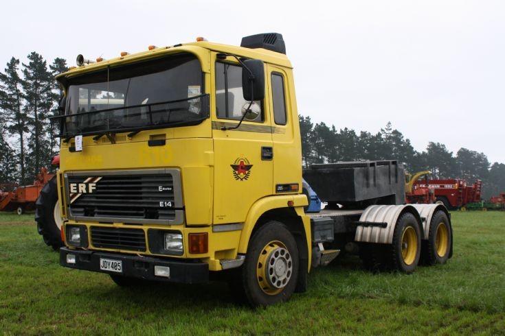 New Zealand ERF - JDY405