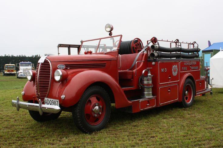 New Zealand Ford - ADQ987