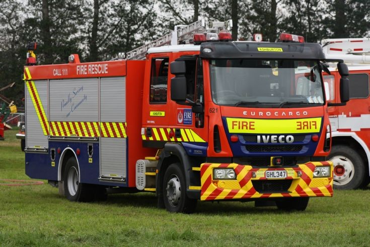 New Zealand Iveco - GHL347