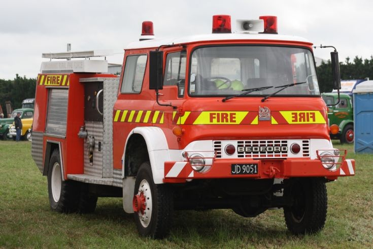 New Zealand Bedford - JD9051