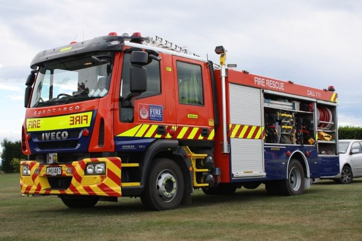 New Zealand Iveco - JHU487