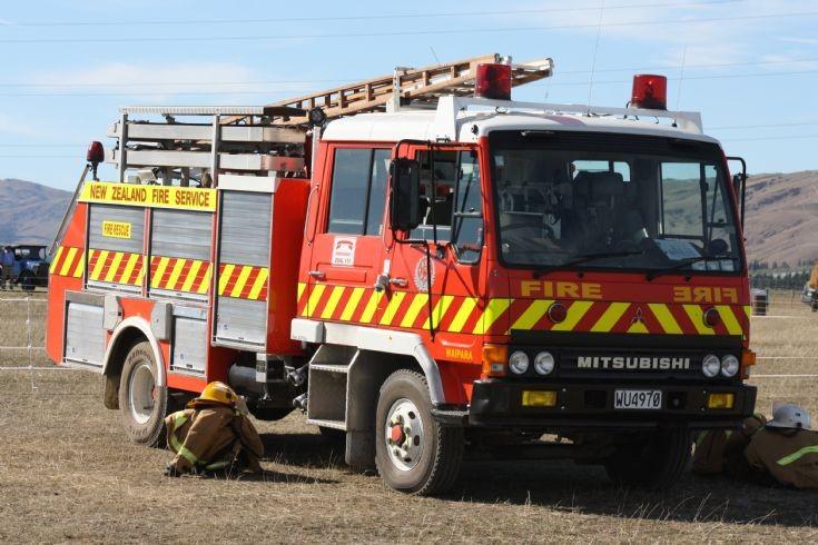 New Zealand Mitsubishi - WU4970
