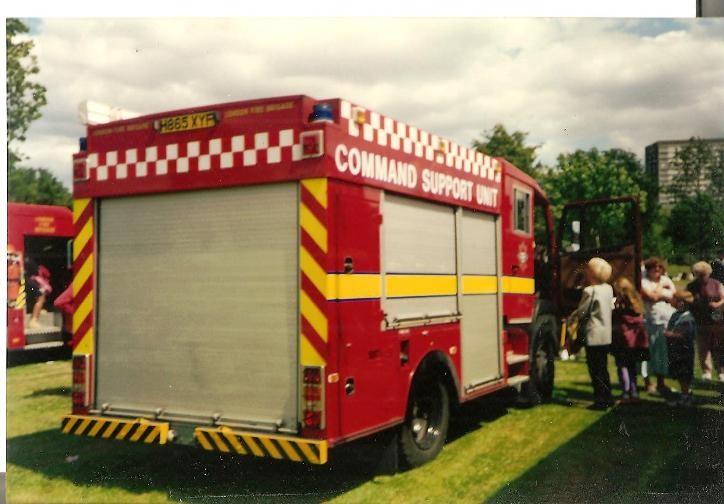 MercedesBenz/Locomotors CSU H865XYF London FB