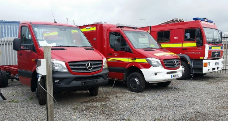 Avon Fire & Rescue Workshops