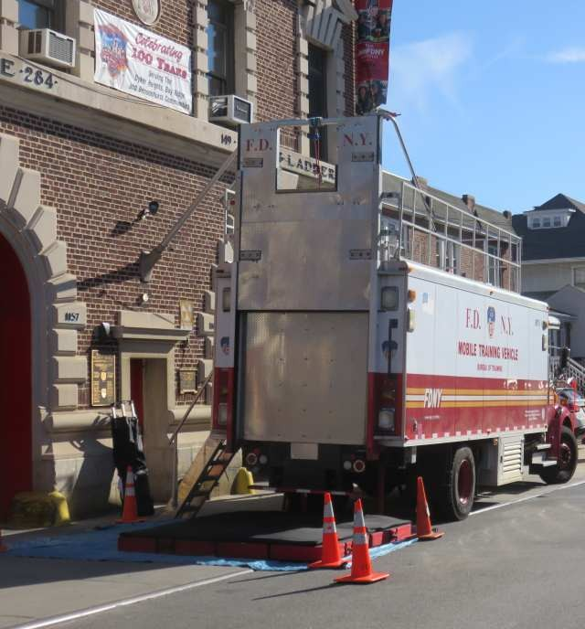 FDNY Mobile Training Vehicle 1