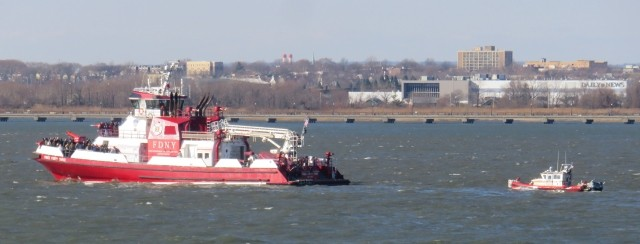 FDNY Fireboats big and small