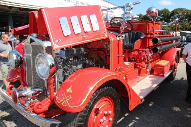 1937 Maxim 1000gpm pumper