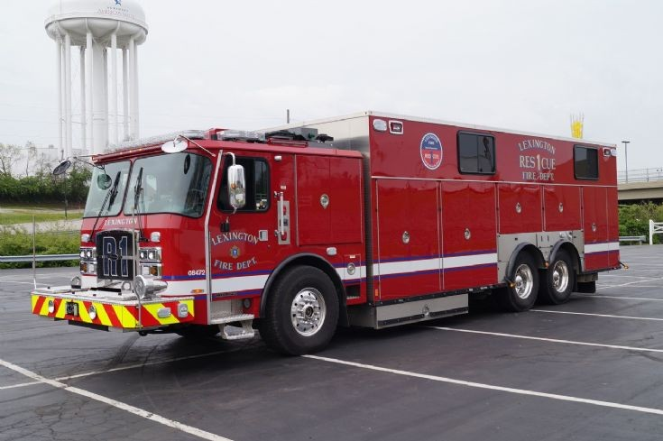 Lexington Ky Rescue 1