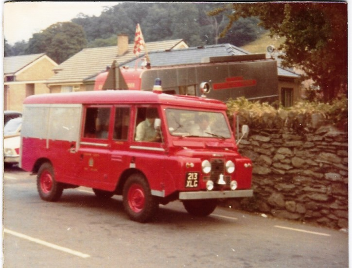 Land Rover FC109/Carm L4P 213 XLG Cheshire