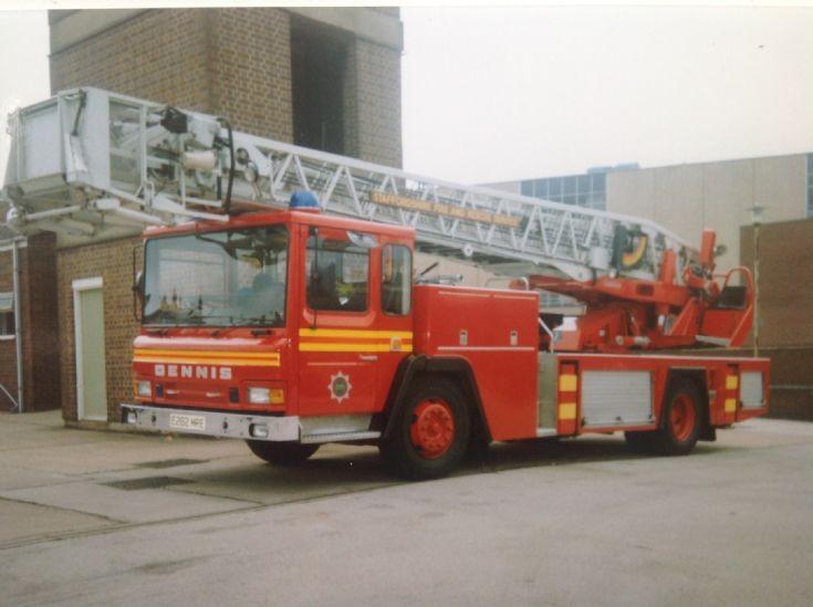Staffordshire Dennis F127/JDC/Camiva TL