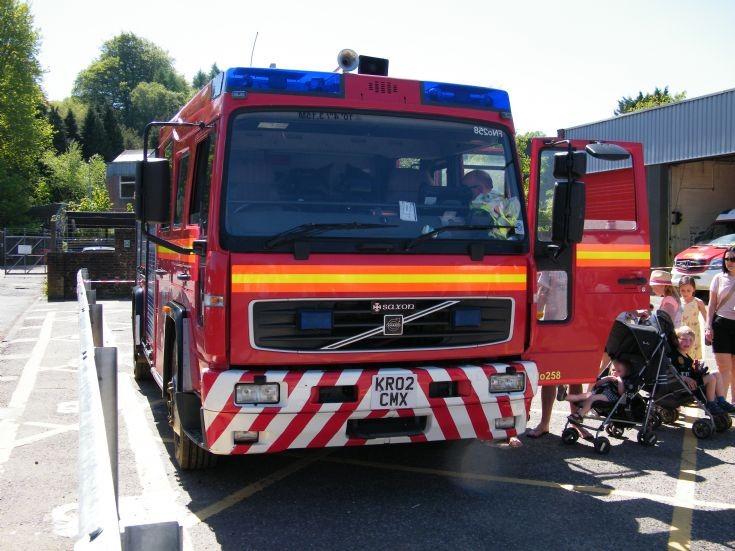 Volvo Saxon KR02 CMX Haslemere Surrey