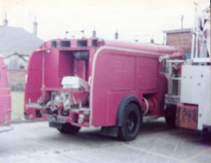 Bedford J Miles OUN723 Clwyd