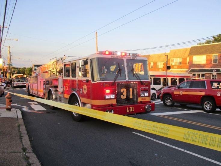 Mitchell Libby 2018 Philadelphia Fire Dept.  USA