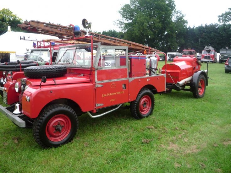Ex Dickinsons Apsley Mills S1 Land Rover PL