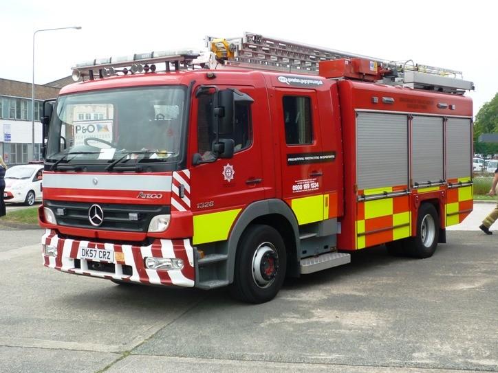 Mercedes 1328/TVAC WrL DK57CRZ Flint