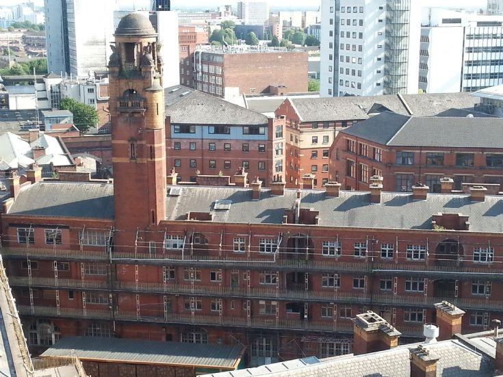 Manchester old London Road Fire Station