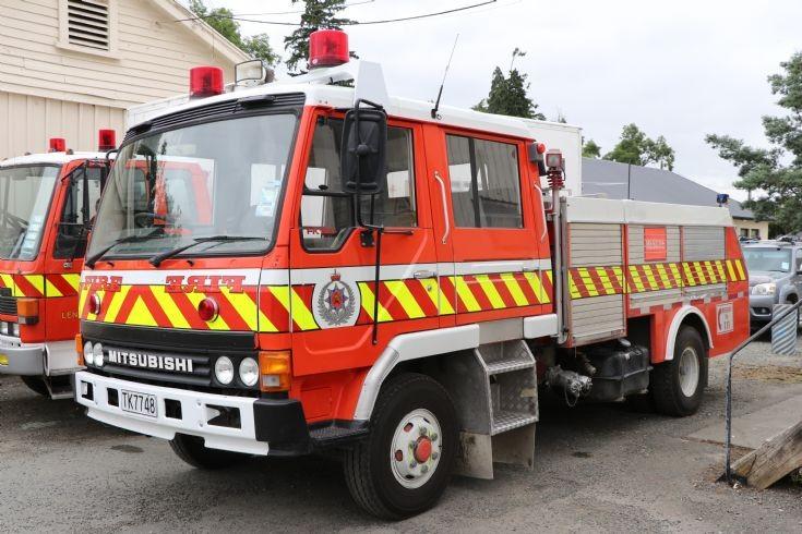New Zealand Mitsubishi - TK7748