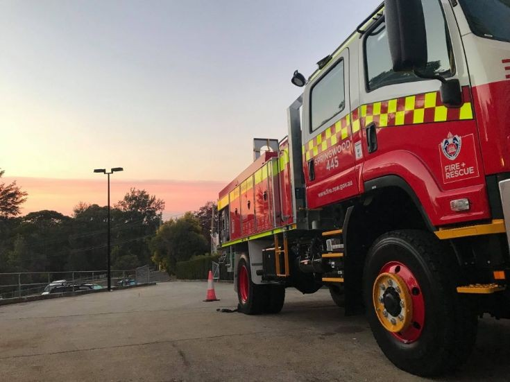 PLUS THEMED LIVERY FOR FRNSW 445'S NEW TANKER