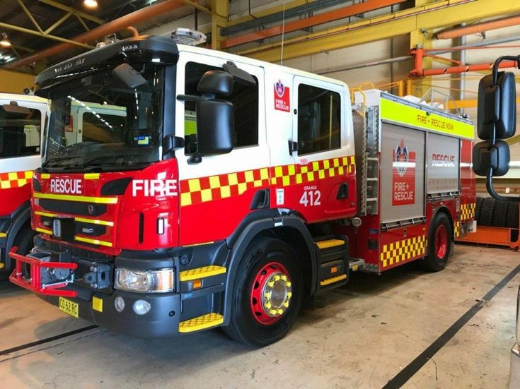 FIRST LOOK AT FRNSW'S NEW LIVERY