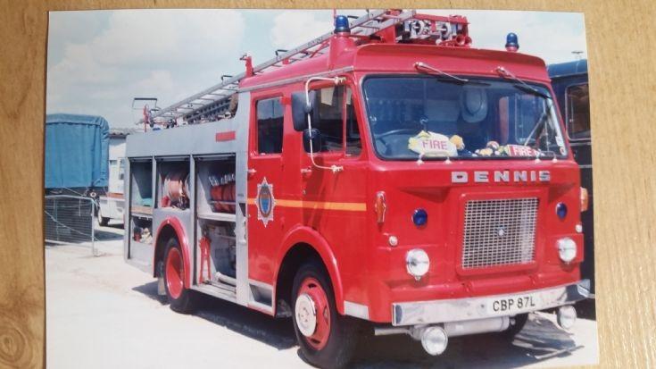 CBP 87L preserved in 1997