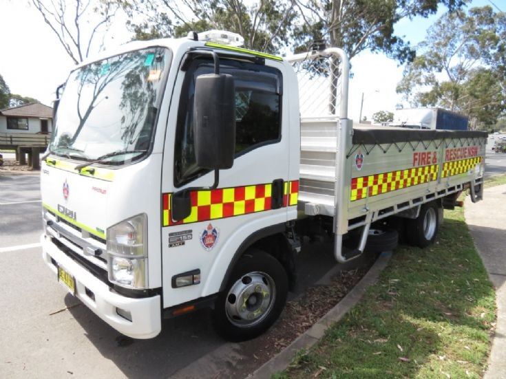 Logistic Support Vehicle 1 (City of Sydney)