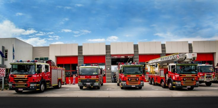Country Fire Authority Dandenong