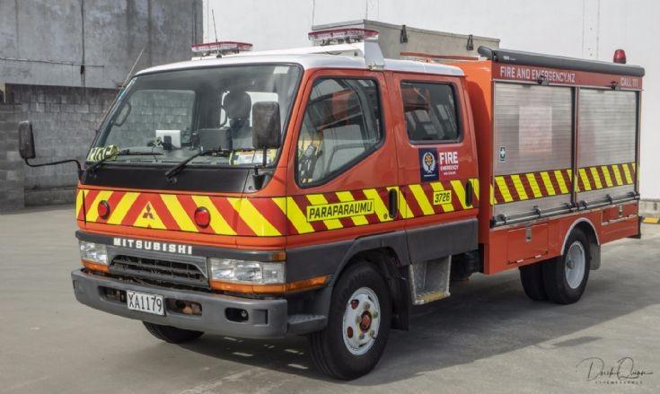 Paraparaumu Fire Brigade Operational Support