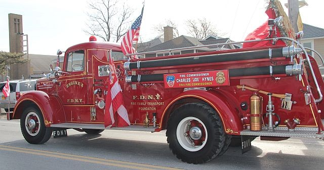 FDNY E2 for Joe Hynes RIP Fire Comm