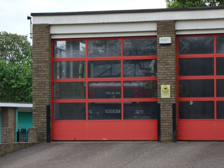 Biggleswade Beds Community Fire Station