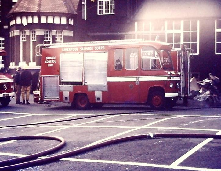 Mercedes/Charterway DCU Liverpool SC