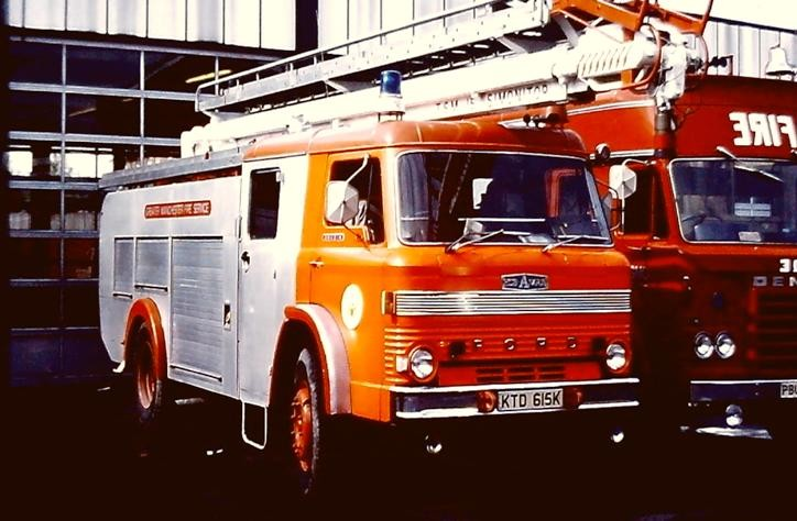 Ford D1616/HCBA KTD615K TSM 15 Simonitor Lancs