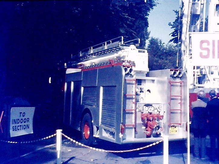 Simonitor TSM15 Flintshire SDM 391M Dennis F48
