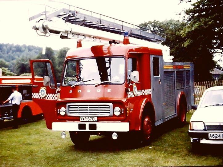 Dodge K/Jennings TSM15 VWR676L West Yorkshire