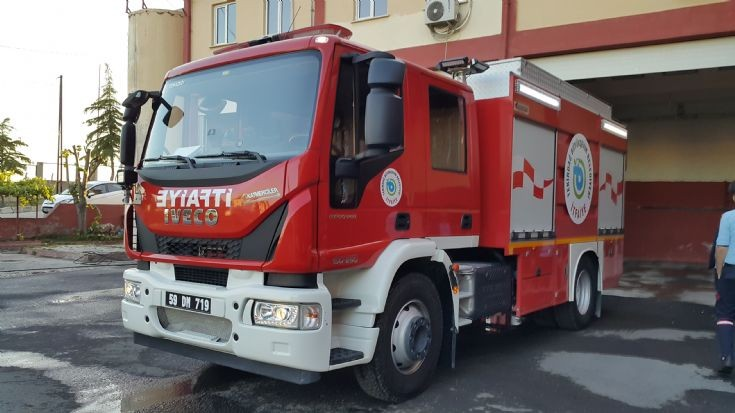Iveco EuroCargo First Response Truck