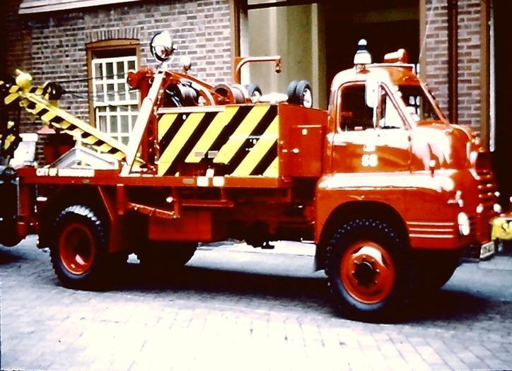 375ALC Bedford RL/Home Office RecV Birmingham