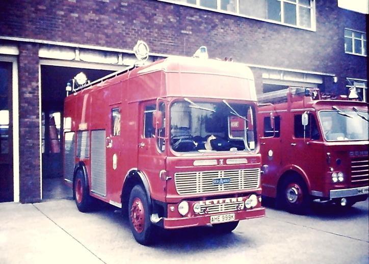 AHE999K Leyland HCBA ET Sheffield