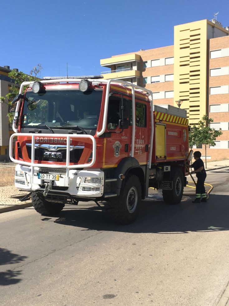 Portugal Fire Engines