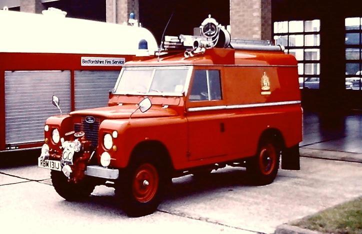 RBM131J Land Rover Bedfordshire