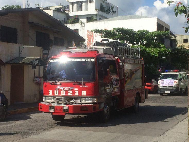 Olongapo Urban Rescue Truck