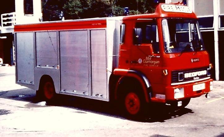 A844 WTU Bedford TL860/ Saxon ET