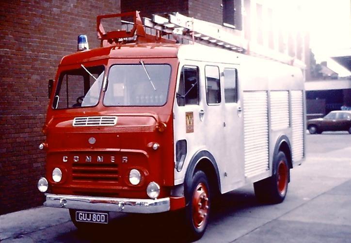 GUJ80D Shropshire Commer/HCB WrT