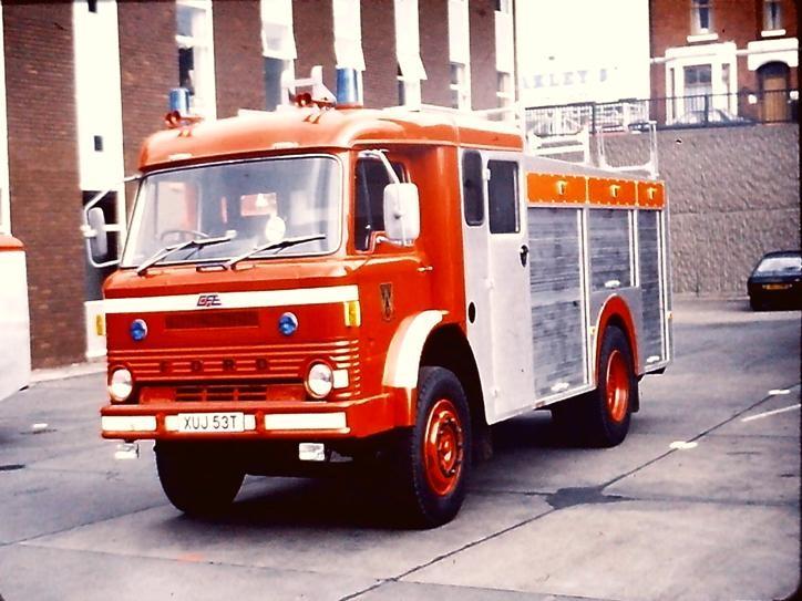 XUJ53T Ford D/CFE WrL Salop