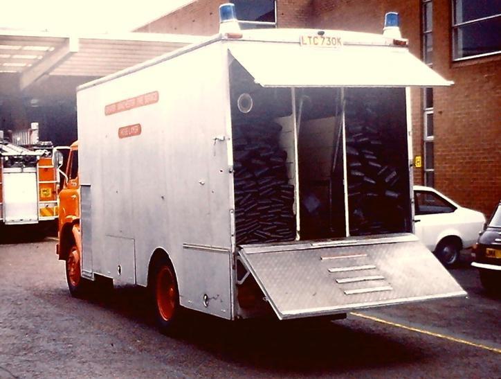 LTC 730K Ford D HLL Lancashire